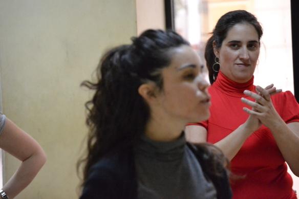 Clases Sara Martin Flamenco