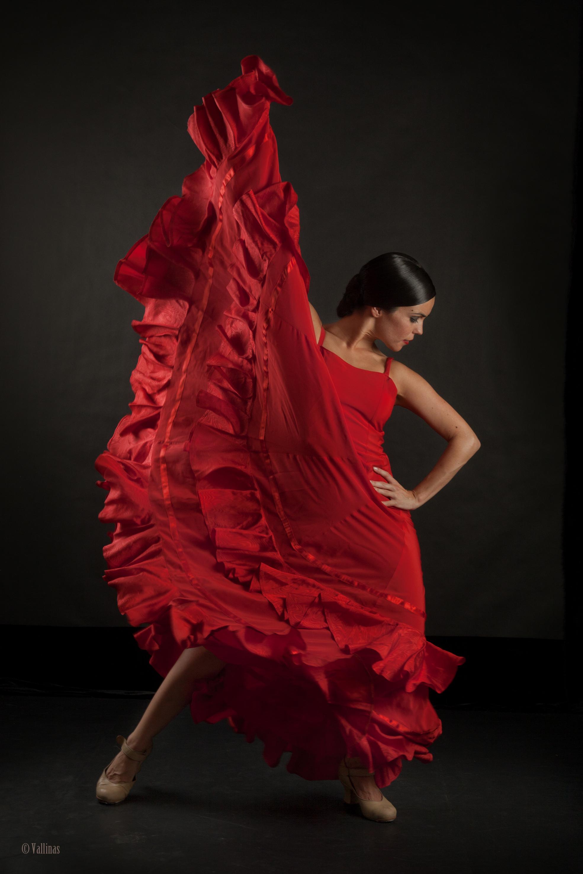 Clases De Sevillanas Sara Martin Flamenco