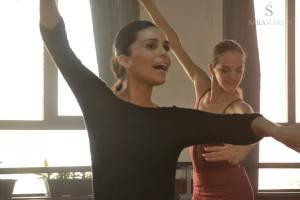 Curso Intensivo Bata de Cola junio 2015 Sara Martin Flamenco 2