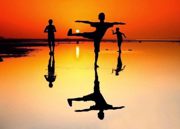 Expresión corporal en Danza