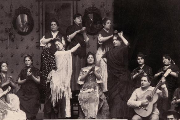 historia del flamenco sara martin flamenco