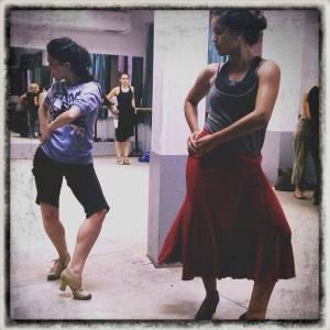 Clases Flamenco Madrid con Sara Martín Flamenco