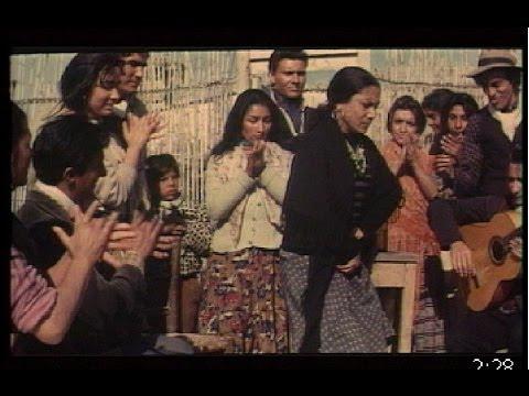 Carmen Amaya por Bulerias