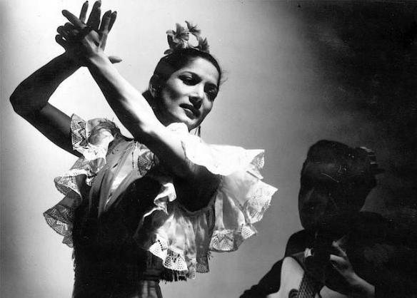 Carmen Amaya Tarantos