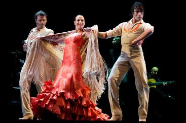Adalí, Compañía de Danza Aída Gómez