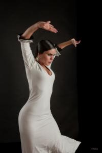 Sara Martín Flamenco, fotografía: Jesús Vallinas