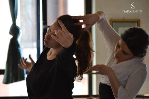 Sara Martín Flamenco , clases