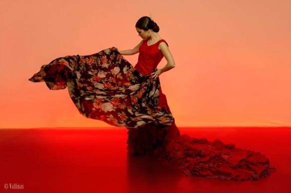 Workshop Flamenco em lisboa,  Sara Martín Flamenco Fotografía: Jesús Vallinas
