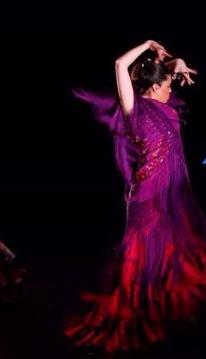 Sara Martín Flamenco, Fotografía: Ana Ramos