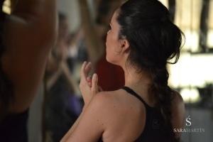 Sara Martín Flamenco clases