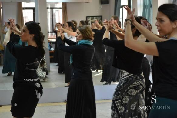 Clases de Flamenco con Sara Martín Flamenco