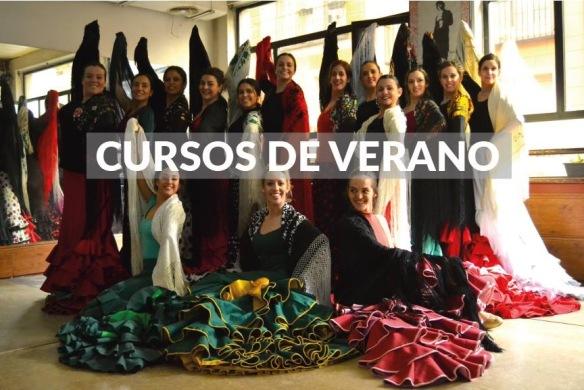 Sara Martin Flamenco  cursos de verano